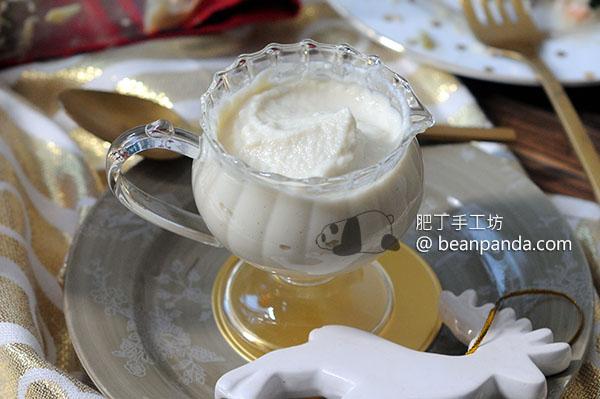 自製白花椰菜白醬  高纖低卡  冰箱必備常用醬料 Homemade Cauliflower Béchamel Sauce Recipe