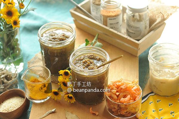 手工沙茶醬 不油炸 自選好料好油 火鍋好搭檔 Homemade Sha Cha Sauce Recipe
