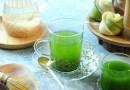 玄米抺茶 自己炒玄米 消積食減脂美容 Brown Rice Matcha Tea Recipe