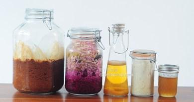 發酵食物為甚麼總是失敗? 原來少了這一步 玻璃容器清潔與消毒 無毒清潔劑 How to sterilised glass jar