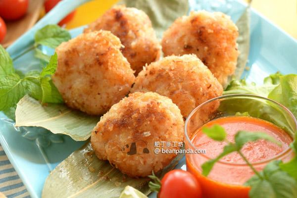 泰式蝦餅【超彈牙】手剁機打大比拼 Thai Shrimp Cakes Recipe
