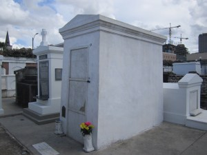 Tomb of Maria Laveau