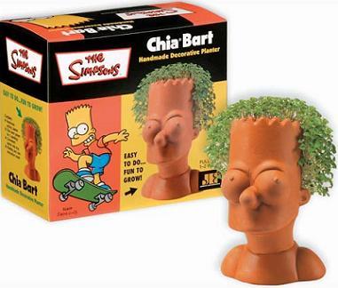 Chia Bart Simpson