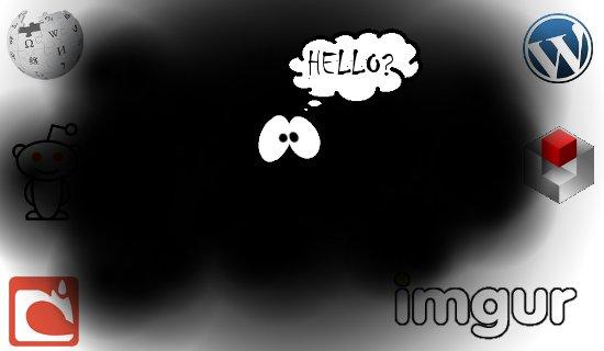 SOPA Blackout cartoon