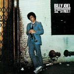 "Billy Joel ""52nd-street"" CD"