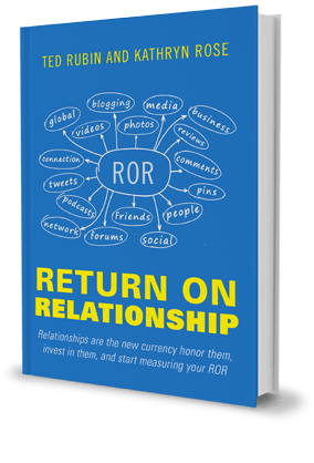 Return On Relationship by Ted Rubon and Kathryn Rose