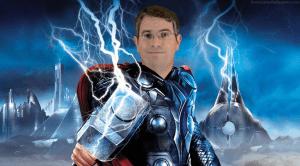 Thor Matt Cutts