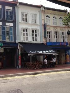 Sarnies, Telok Ayer St, CBD, Singapore