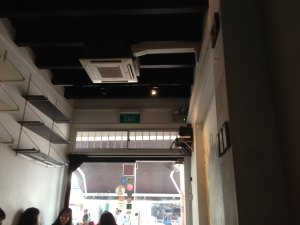 air vent, natural air circulation, air conditioning