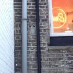 Brill, Exmouth Market, neon, architectural history