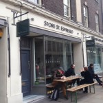 Store St Espresso, coffee, Bloomsbury, UCL, London