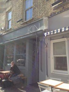 Kin Cafe Fitzrovia