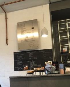 Scarlett menu
