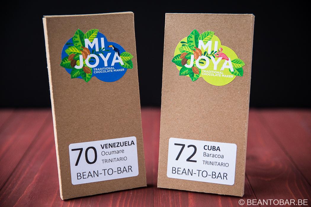 dd822cac58c3 Review  Mi Joya – Venezuela Ocumare 70% + Cuba Baracoa 72 ...