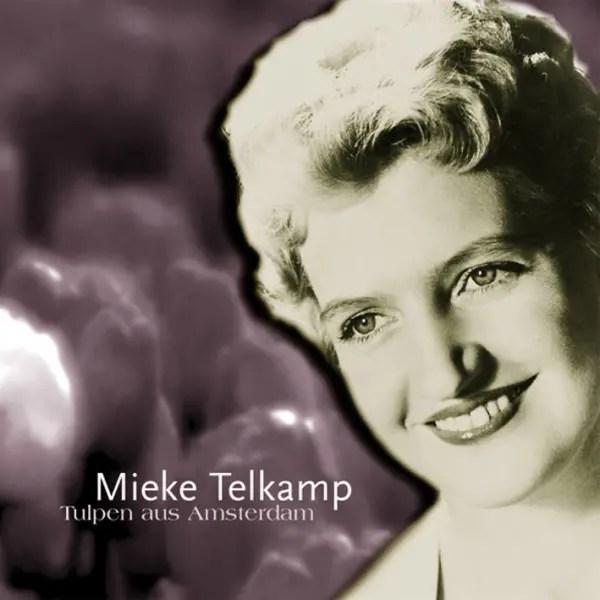 Mieke Telkamp CD Tulpen aus Amsterdam  Bear Family Records