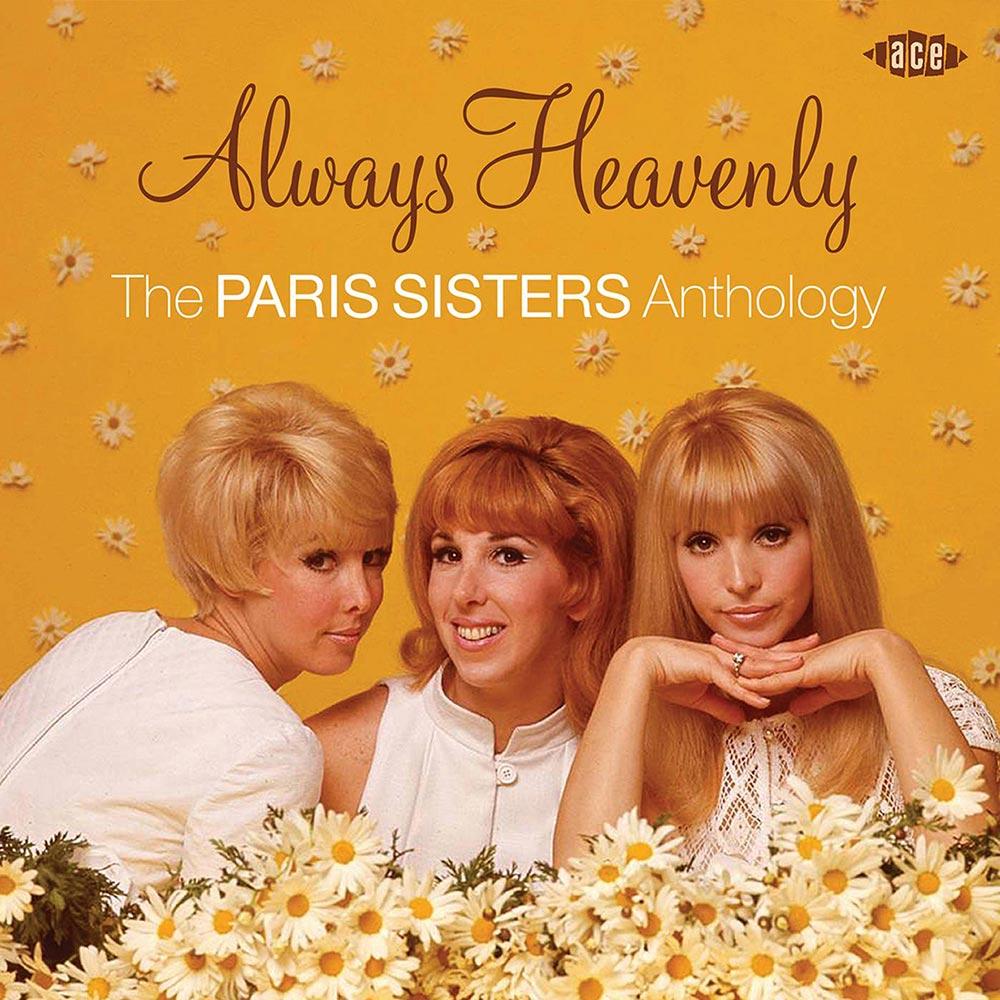 The Paris Sisters Cd Always Heavenly