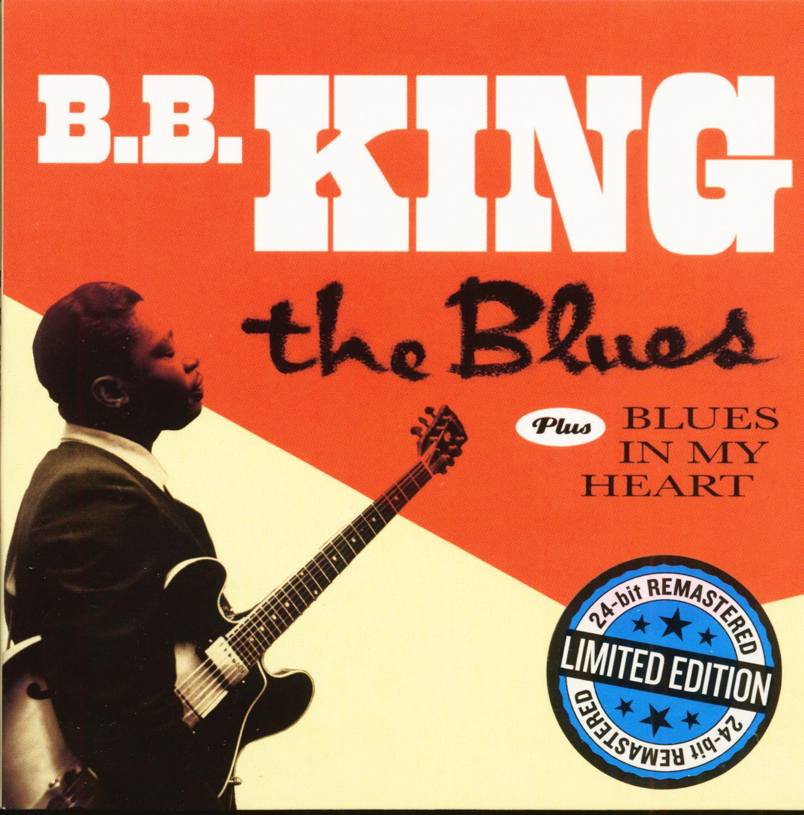 B B King Cd The Blues Cd Limited Edition