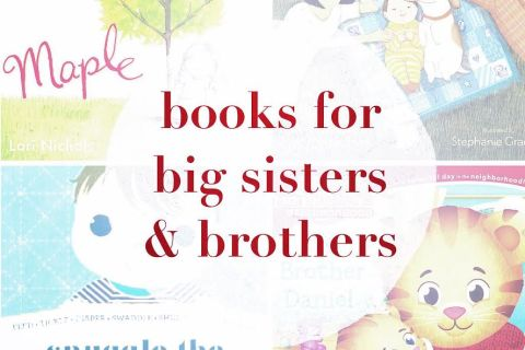 Books for Big Sisters & Brothers