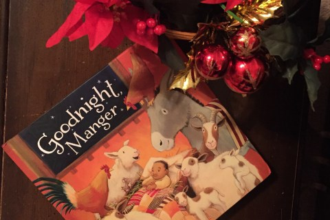 Bear and Mouse Read Christmas: Goodnight Manger