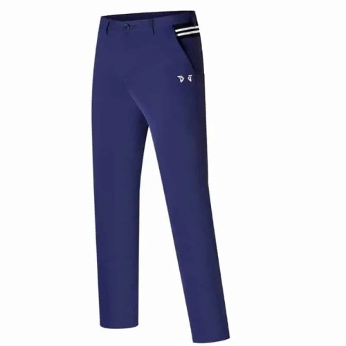 Bearboxers Marklona Golf Trousers & Polo Shirt Park