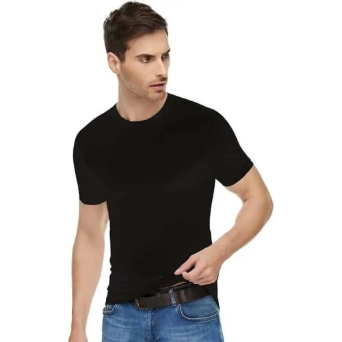 Passion T Shirt Mens Black And White 100% Cotton T-shirts