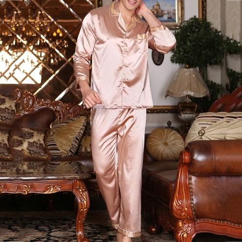 Silk Soft Breathable Pajamas Set