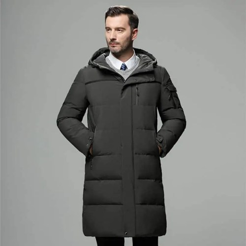 Bearboxers Duck Down Parka Coat