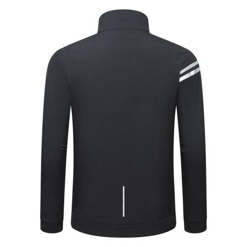Golf Jackets Waterproof Full Zipper Casual Jacket For Male Windproof Golf Apparel D0953