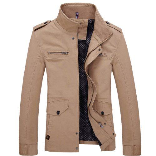 Bearboxers FGKKS Slim Fit Trench Coat