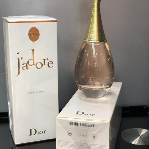 Jadore Fragrance Womens Parfum Lady's Glass Bottle Atomizer