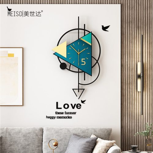 Triangle-Swingable-Large-Wall-Clock-Modern-Design-Living-Room-Home-Decoration-Wall-Decor-For-Room-2021