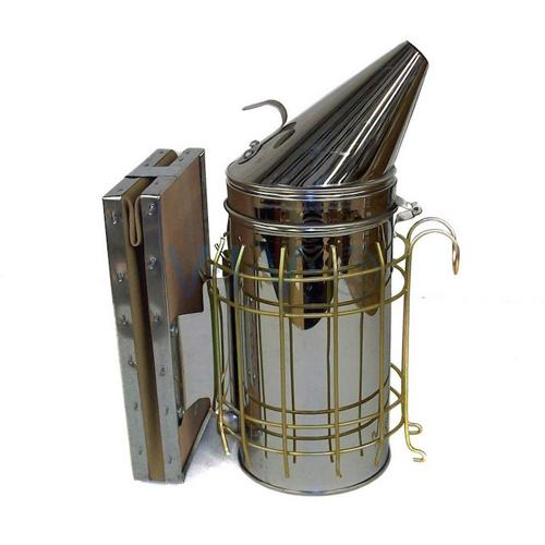 7-Inch Stainless Steel Smoker