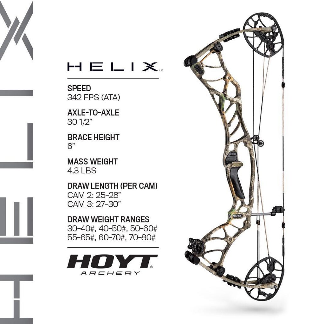 Hoyt Archery Releases New Bows