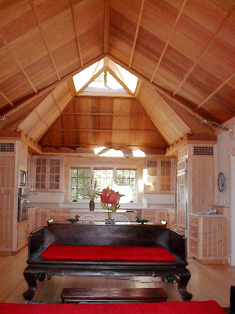 WESTERN RED CEDAR CEILING PANELING  BEAR CREEK LUMBER