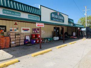Bear Creek Country Store, Leonard TX