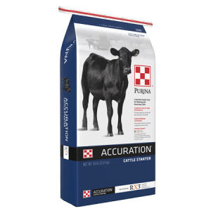 Purina Accuration Cattle Starter Bag