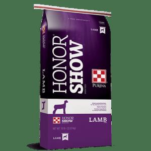 Purina Honor Show Lamb Bag