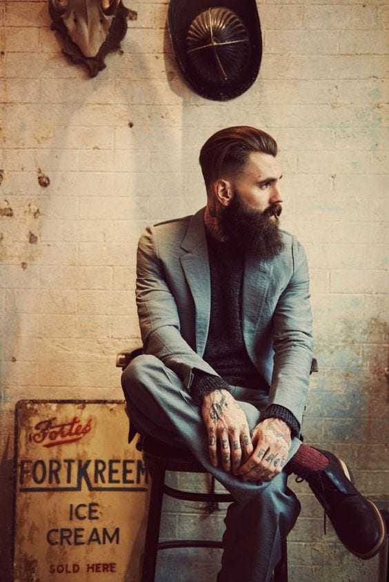 Few Mindblowing Ways To Grow a Beard