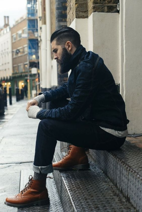 Growing a thicker beard is easy