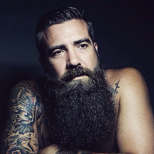 amazing beard growth