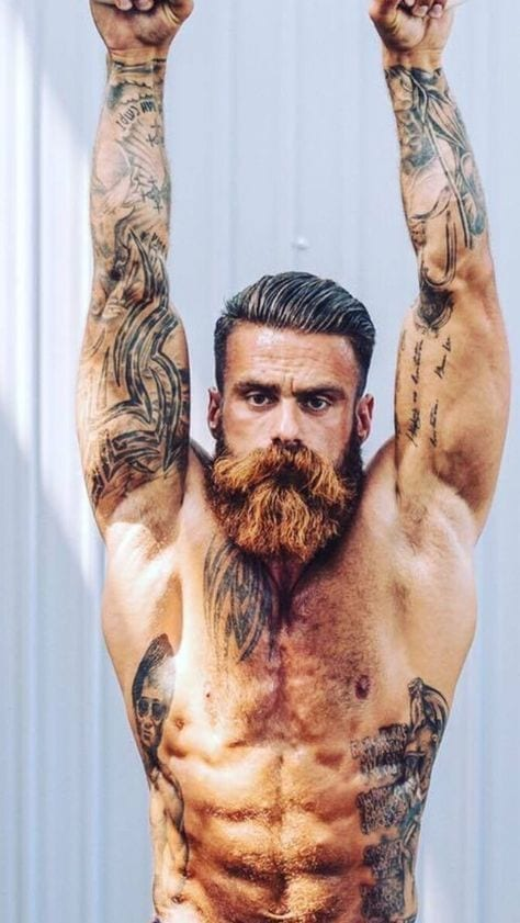 how to make beard grow thicker