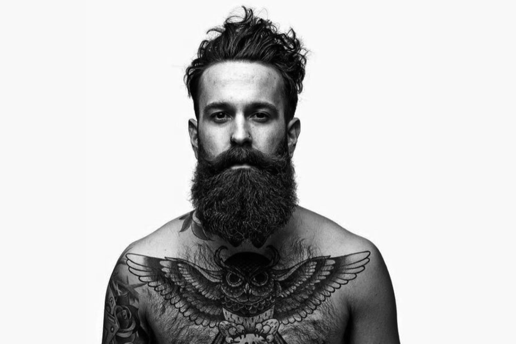 Fantastic 3 Beard Growing Mistakes You Might Not Be Knowing Fit1800 1200 Short Hairstyles Gunalazisus