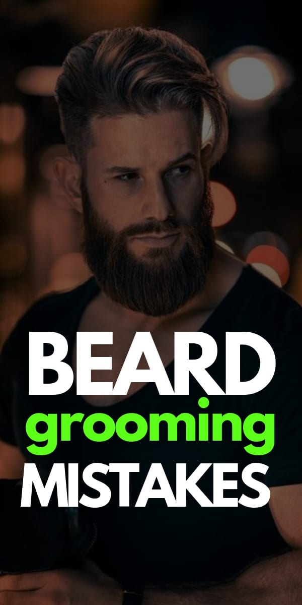 How to groom beard