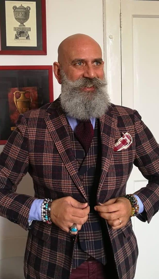 Rugged Man To Office Man – Beard Styles