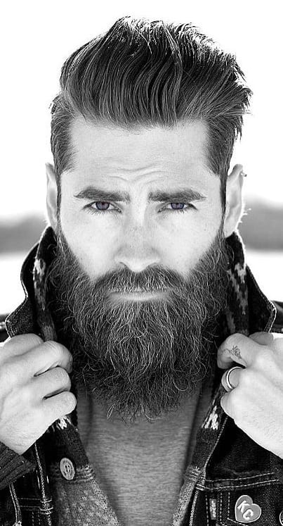 Simple Steps To Get The Full Bearded Look