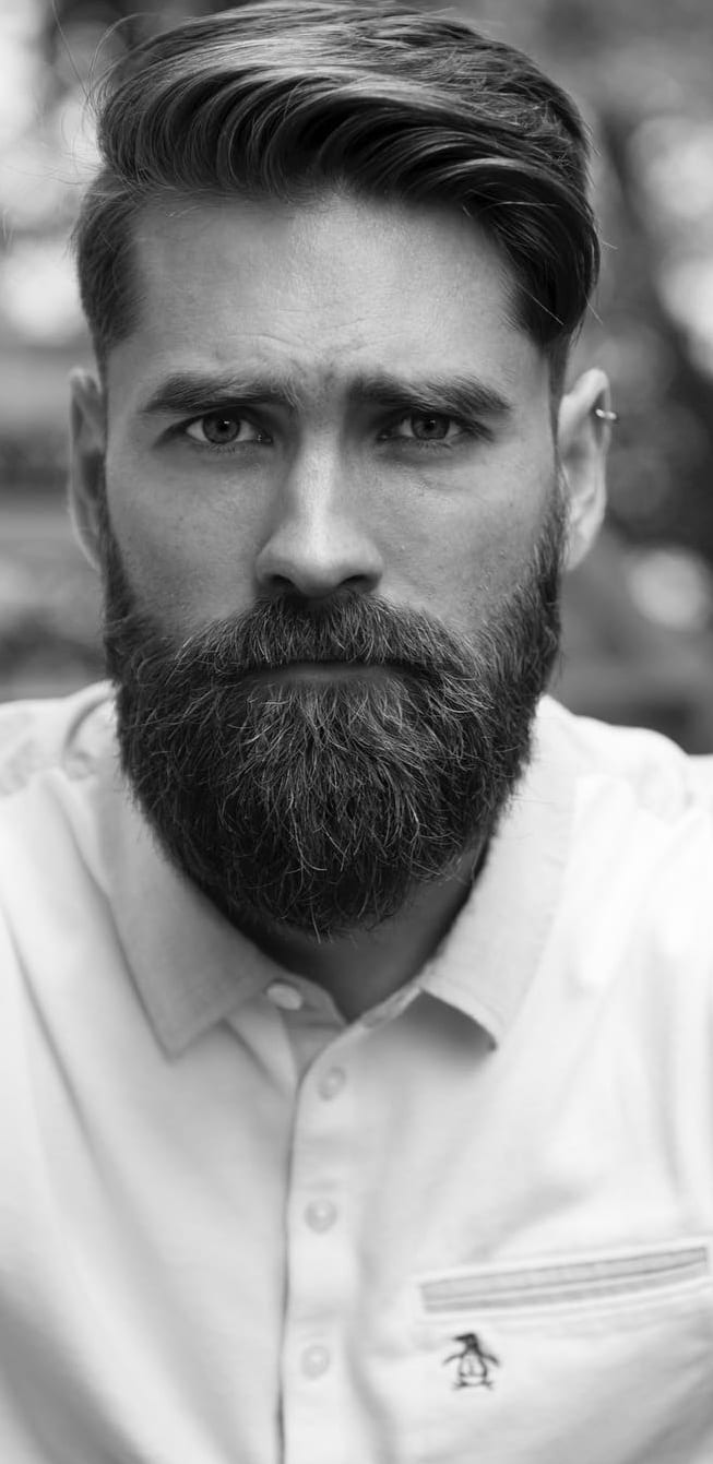 Undiscovered Health Benefits Of Growing Beard