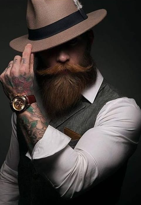 3 Professional Beard Styles For Your Office Look