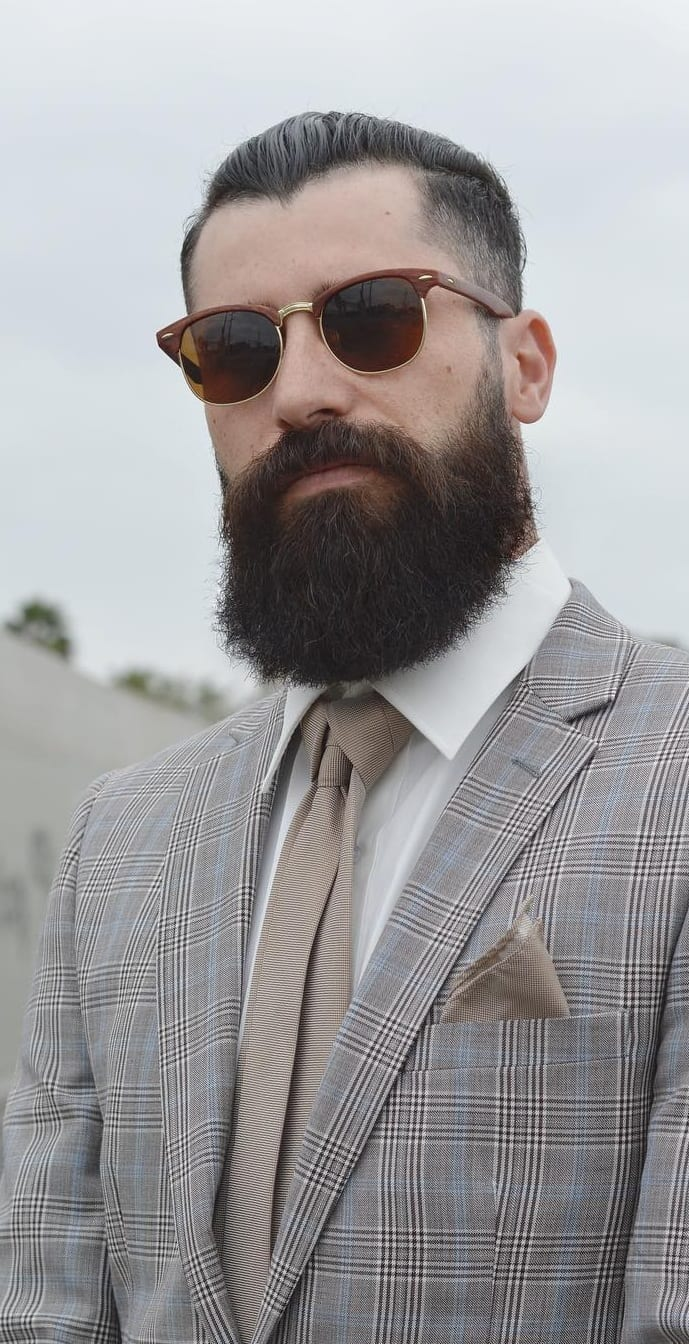 Beard Styling Tips For Men