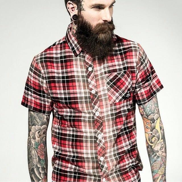 beard styles names