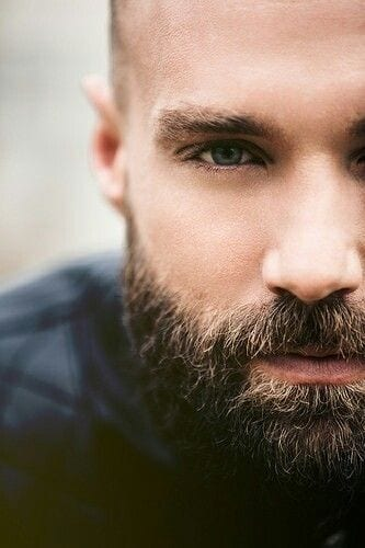 best face shape and beard